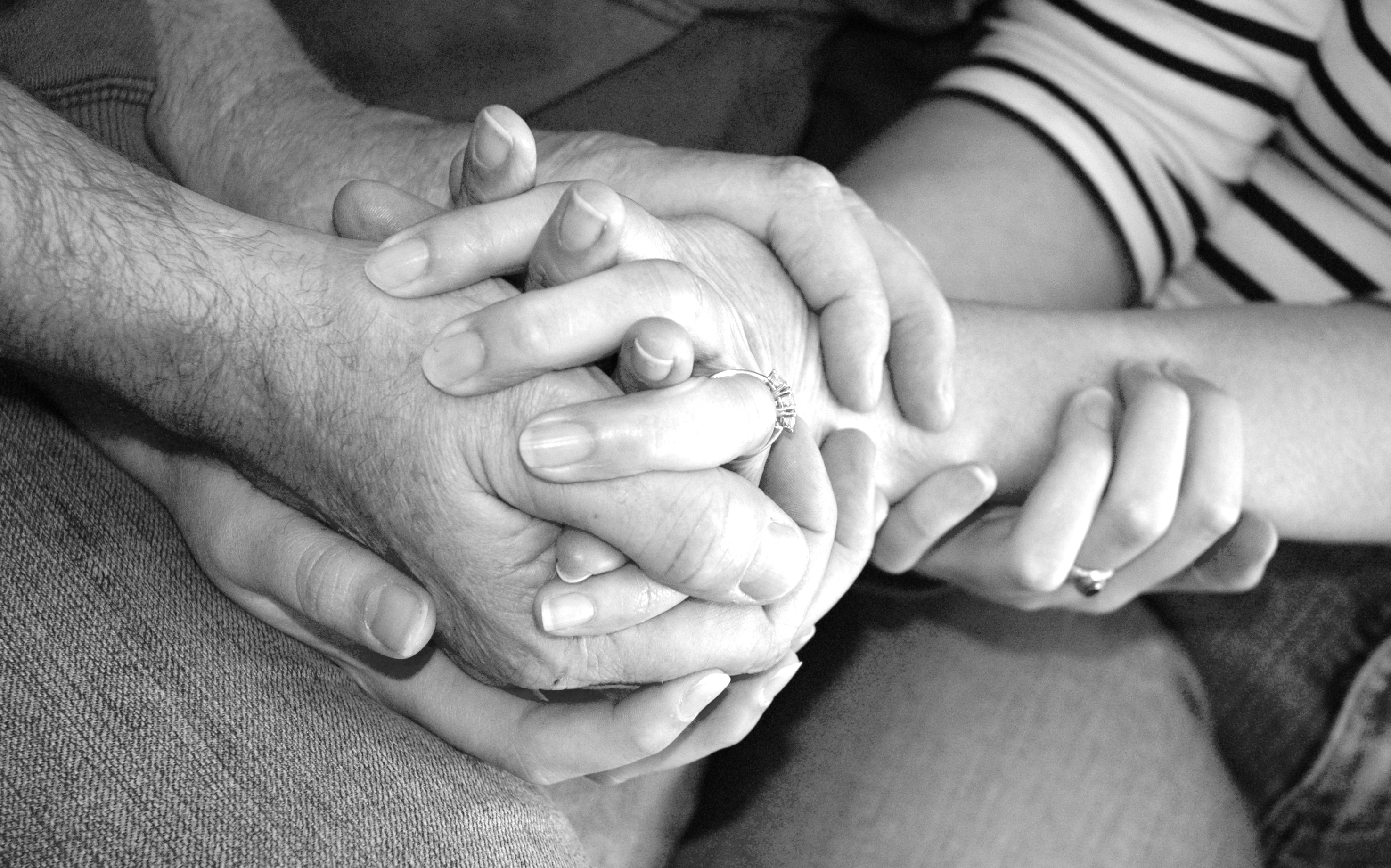 grief and loss - dealing with a loved ones death